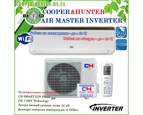 Кондиционер Cooper&Hunter CH-S09FTXP-NG