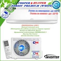 Кондиционер Cooper&Hunter CH-S09FTXN-PW NORDIC PREMIUM WHITE