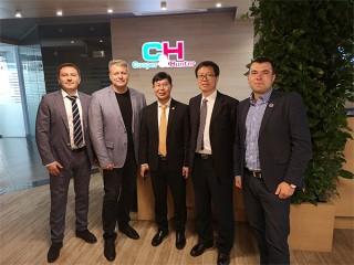 Компания Gree Electric Appliances Inc. поздравила Cooper & Hunter с первым местом по продажам в Европейском регионе