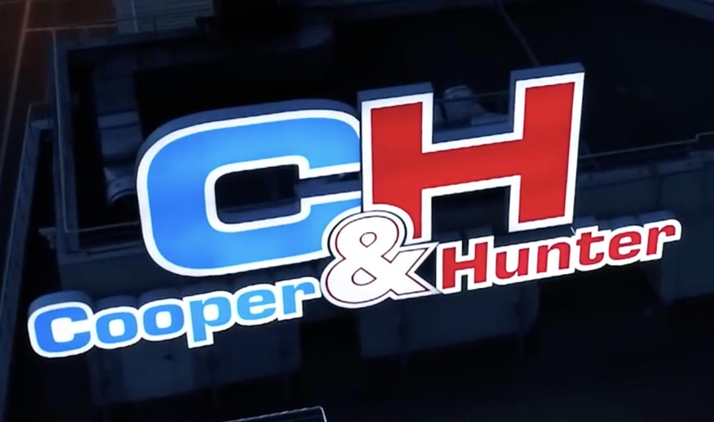 Купер Хантер (Cooper&Hunter) Украина - официальный сайт фирменного интернет-магазина Cooper-Hunter.dn.ua